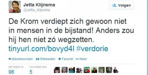 2012-08-17 Haatsecretaris Klijnnsma