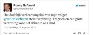 2013-08-21 Naftaniel tweet Frikschoten