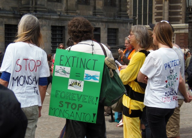 Tshirt activisme ©Ina Dijstelberge