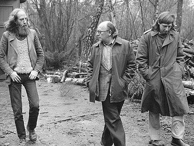 Carel Muller, ooit Neerlands bekendste anarchist, overleden