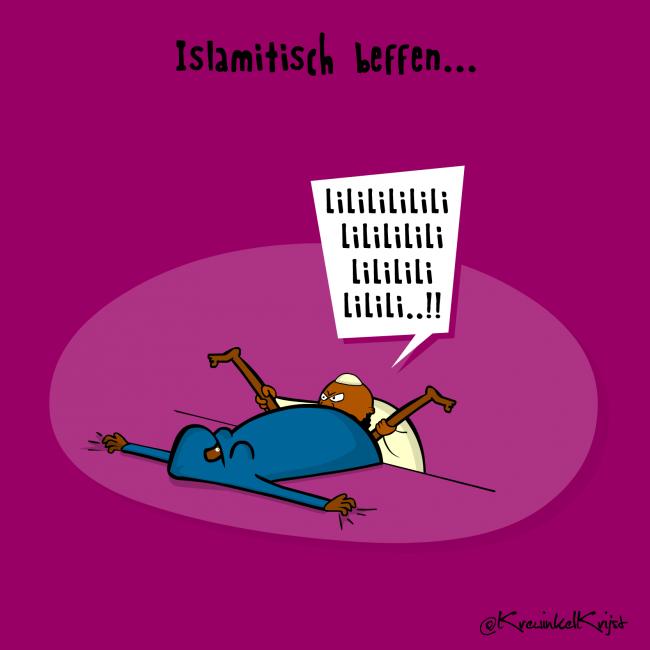 IslamitischBeffen_cartoon_KrewinkelKrijst