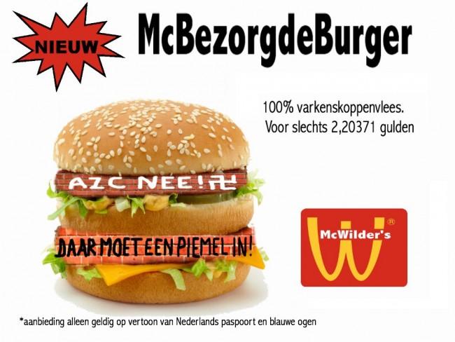 mcbezorgdeburger