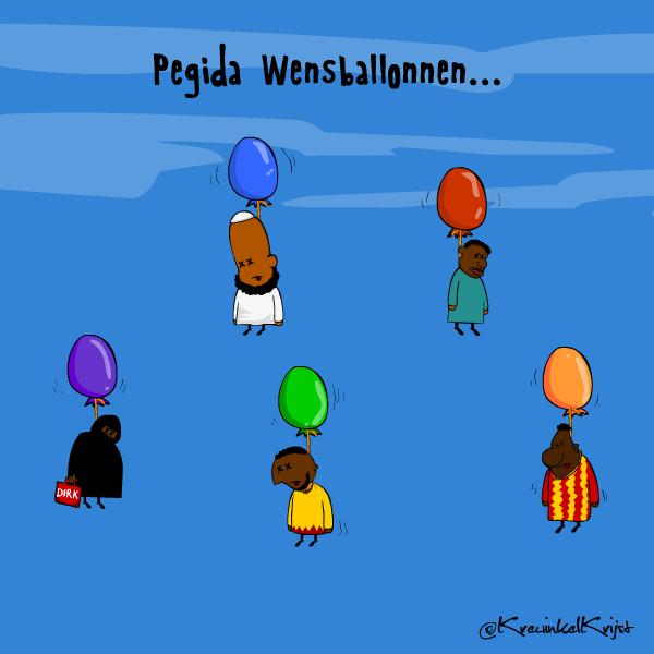 pegida-wensballonnen-cartoon-krewinkelkrijst